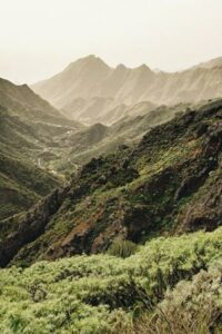 Teneriffa Berglandschaft