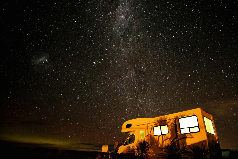 Wohnmobil Sterne